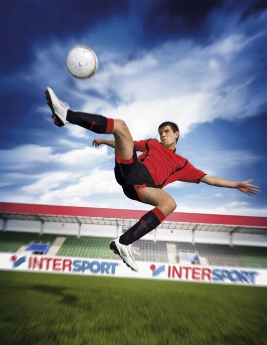 Fuussballspieler
